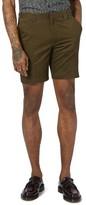 Topman Men's Twill Trouser Shorts