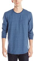 Alternative Men's Mock Twist Jersey Warm Up Long Sleeve
