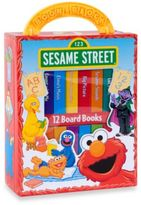 Sesame Street First Library Collection