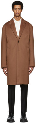 MACKINTOSH Brown Loro Piana Stanley Coat