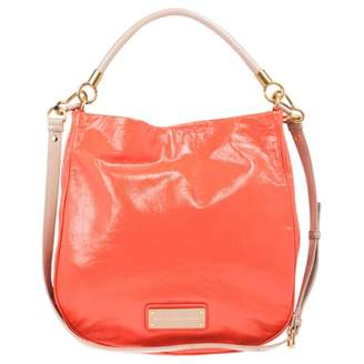 Marc by Marc Jacobs Too Hot to Handle Beige Patent leather Handbags
