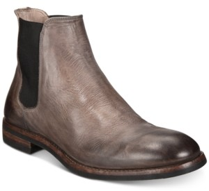Frye Men's Ben Leather Chelsea Boots, Created for Macy's Men's Shoes