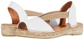 Toni Pons Etna (Tan Leather) Women's Shoes