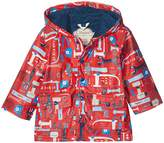 Hatley Mr. Fix It Raincoat (Toddler/Little Kids/Big Kids)