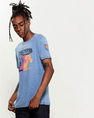 Lucky Brand Triumph Graphic Tee