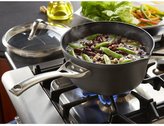 Calphalon Contemporary Nonstick 3.5 Qt. Pour and Strain Covered Saucepan