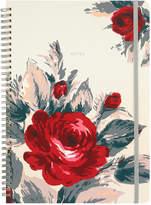 Cath Kidston Devonshire Rose A4 Spiral Bound Notebook