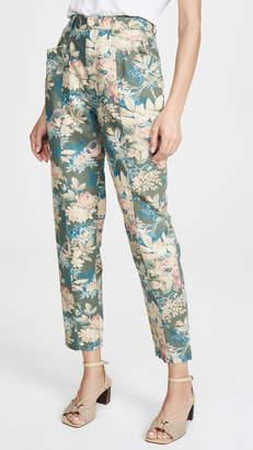 Rebecca Taylor Fleur Foret Pants