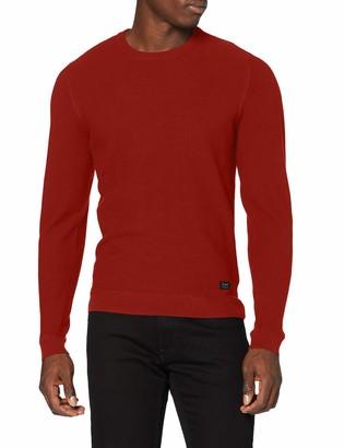 Lee Men's Basic Textured Crew Sweater