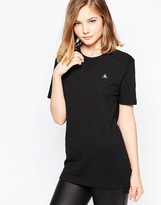 Le Coq Sportif Dacari Boyfriend T-Shirt