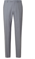 Daniel Hechter Textured Marl Tailored Fit Suit Trousers, Grey