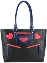 Love Moschino 'heart' motif shoulder bag