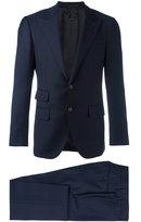 Caruso formal suit - men - Cupro/Wool/Bemberg - 50