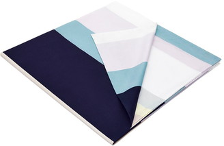 Kate Spade Dusk Stripe Comforter 3-Piece Set - King - Squid Ink