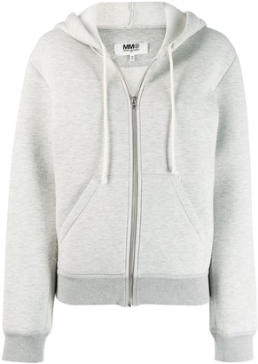 MM6 MAISON MARGIELA Zip-Up Hoodie