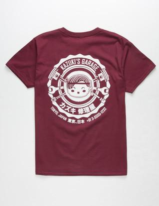 NEON RIOT Kazuki's Garage Boy T-Shirt
