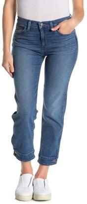 Hudson Jeans Nico Crop Cigarette Jeans