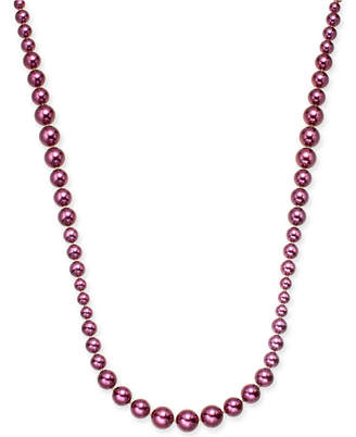 """Charter Club Gold-Tone Imitation Pearl Graduated Strand Necklace, 42"""" + 2"""" extender"""