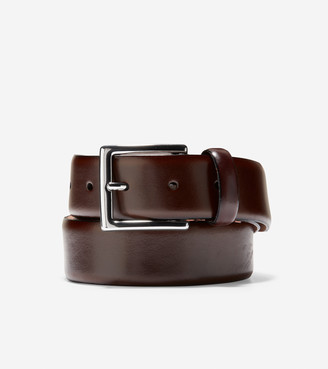Cole Haan Made In Italy Smooth Leather Belt