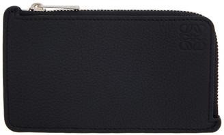 Loewe Black Zip Cardholder
