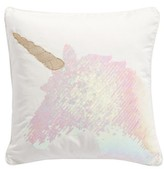 Levtex Unicorn Sequin Pillow
