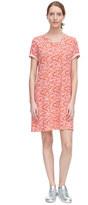 Rebecca Taylor Provence Linen Jersey Dress