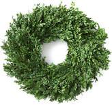 "Knud Nielsen Company Boxwood Wreath - Preserved 20""dia"
