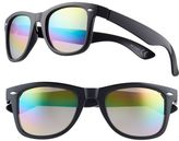 Women's SO® Rainbow Retro Square Sunglasses