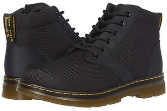 Dr. Martens Kid's Collection Bonny (Big Kid) (Black) Kid's Shoes