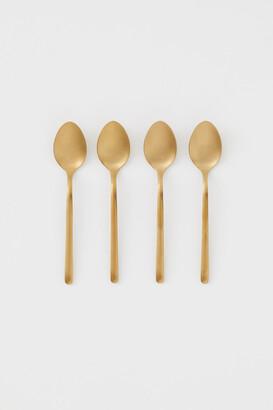 H&M 4-pack Teaspoons