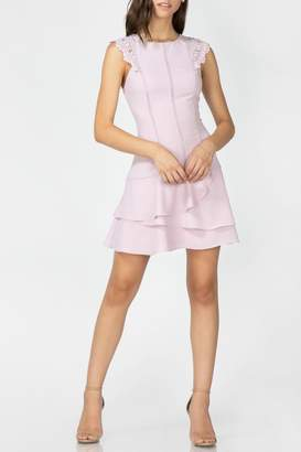 Adelyn Rae Shanti Woven Dress