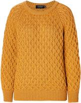 Isabel Marant Wool Noreen Pullover in Ochre