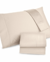 Charter Club CLOSEOUT! Damask Standard Pillowcase Pair, 500 Thread Count 100% Pima Cotton, Created for Macy's