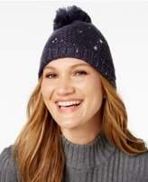 Marcus Adler Starburst Pom-Pom Hat