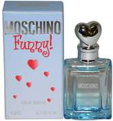 Moschino Funny! By Edt .13 Oz Mini