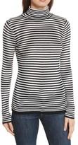 Soft Joie Women's Zelene Stripe Cowl Neck Sweater
