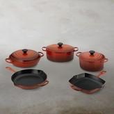 Le Creuset Signature Cast-Iron 8-Piece Cookware Set