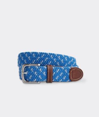 Vineyard Vines Flecked Bungee Belt