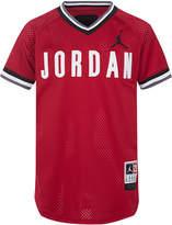 Jordan Aj 90s Print T-Shirt, Big Boys