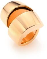 Vhernier Kiss 18K Rose Gold Ring