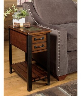 Wildon Home 3013 End Table With Storage