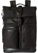 Tumi Alpha Bravo - Luke Roll-Top Backpack