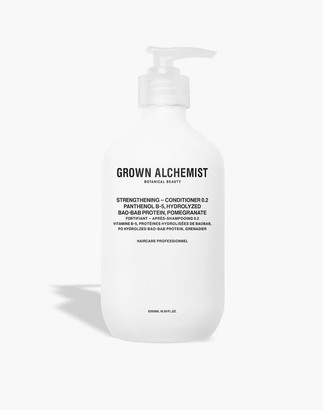 Madewell GROWN ALCHEMIST Extra Large Strengthening Conditioner 0.2: Panthenol B-5, Hydrolyzed Bao-Bab Protein and Pomegranate