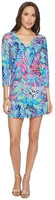 Lilly Pulitzer 3/4 Sleeve Amina Dress