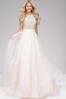 Jovani Embellished Prom Ballgown 47300