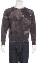 Acne Studios College Marker Sweatshirt