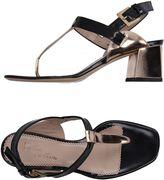 Maria Cristina Thong sandals