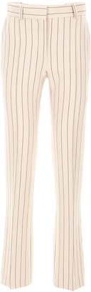See by Chloe Pinstriped Trousers