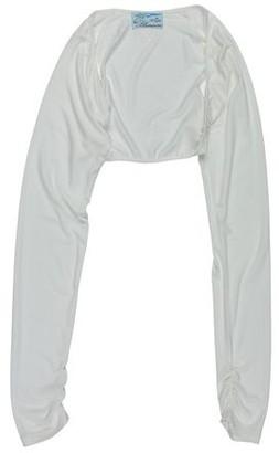 Miss Blumarine Wrap cardigans