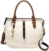 Fossil Zb7482994 Ryder Double Handle Satchel